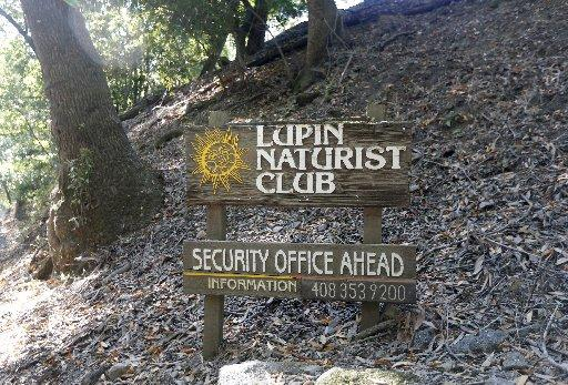 A sign at Lupin Lodge in Los Gatos, Calif., on Monday, June 29, 2015. (Nhat V. Meyer/Bay Area News Group)