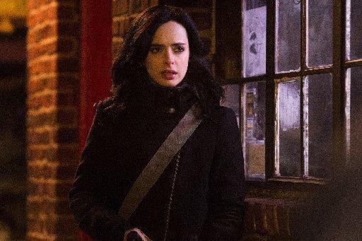 """Kriysten Ritter stars in Marvel's """"Jessica Jones."""""""