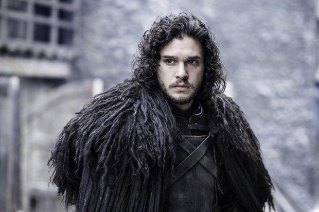 "Kit Harington as Jon Snow in ""Game of Thrones."" (HBO)"