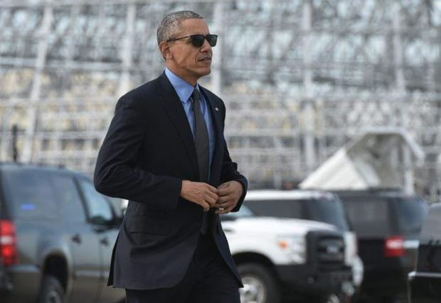 Obama sweeps through Silicon Valley to raise cash – The ...