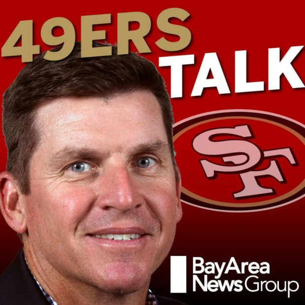 """Bay Area News Group's Cam Inman is the host of """"49ers Talk,"""" the newest addition to our collection of sports podcasts."""