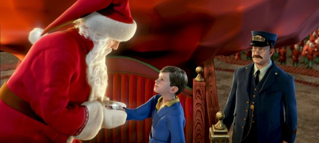 "A Scene from ""The Polar Express."" Photo courtesy of Warner Bros. Pictures."