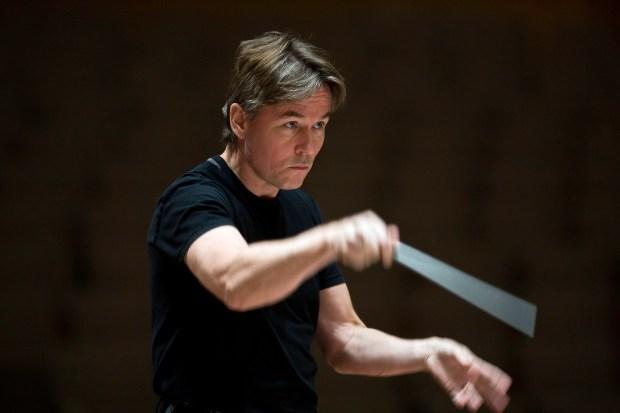 Esa-Pekka Salonen Principal Conductor and Artistic Advisor Philharmonia Orchestra Royal Festival Hall 080918