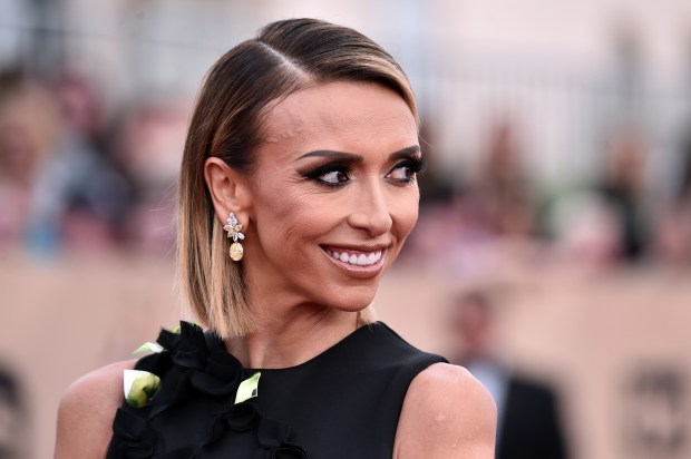 LOS ANGELES, CA - JANUARY 30: TV personality Giuliana Rancic attends the 22nd Annual Screen Actors Guild Awards at The Shrine Auditorium on January 30, 2016 in Los Angeles, California. (Photo by Alberto E. Rodriguez/Getty Images)