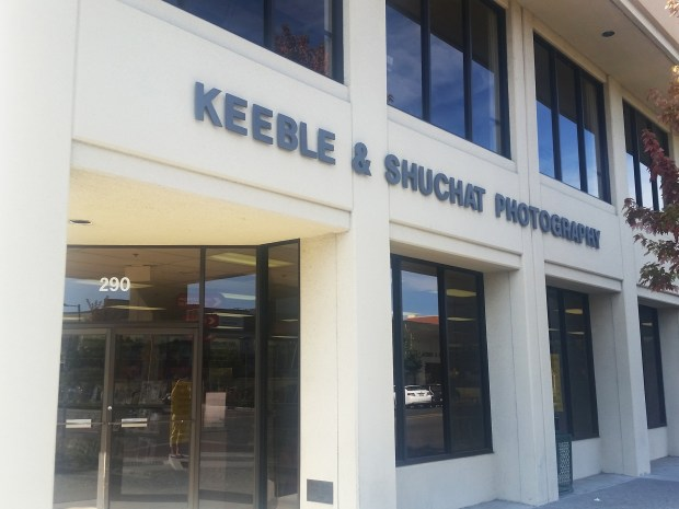 Keeble & Shuchat Photography will close both its stores on California Avenue at the end of October after a 51-year run in Palo Alto.