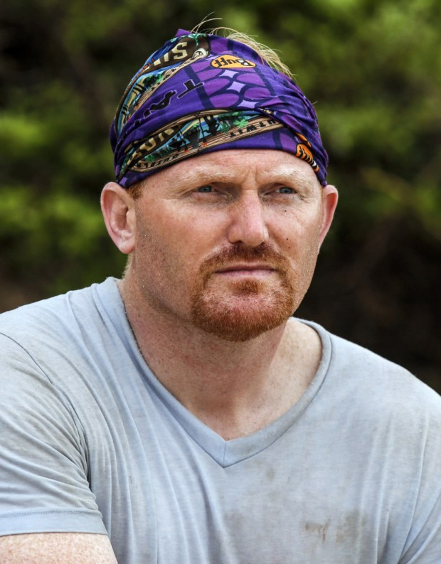 Chris Hammons on SURVIVOR: Millennials vs. Gen. X, when the Emmy Award-winning series returns for its 33rd season with a special 90-minute premiere, Wednesday, Sept. 21 (8:00-9:30 PM, ET/PT) on the CBS Television Network. Photo: Robert Voets/CBS Entertainment Ì?å©2016 CBS Broadcasting, Inc. All Rights Reserved.