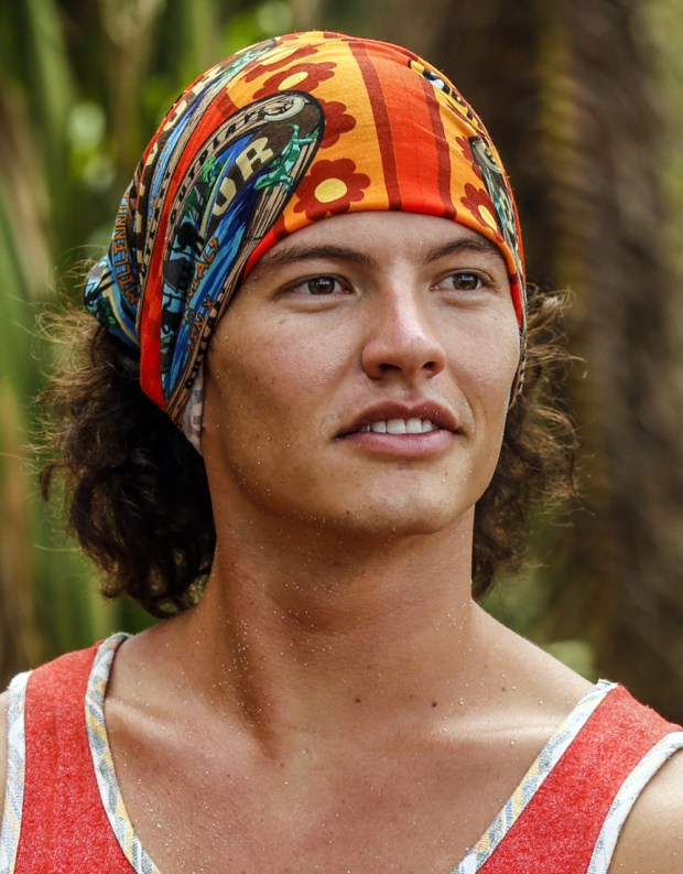 Justin Starrett on SURVIVOR: Millennials vs. Gen. X, when the Emmy Award-winning series returns for its 33rd season with a special 90-minute premiere, Wednesday, Sept. 21 (8:00-9:30 PM, ET/PT) on the CBS Television Network. Photo: Robert Voets/CBS Entertainment Ì?å©2016 CBS Broadcasting, Inc. All Rights Reserved.