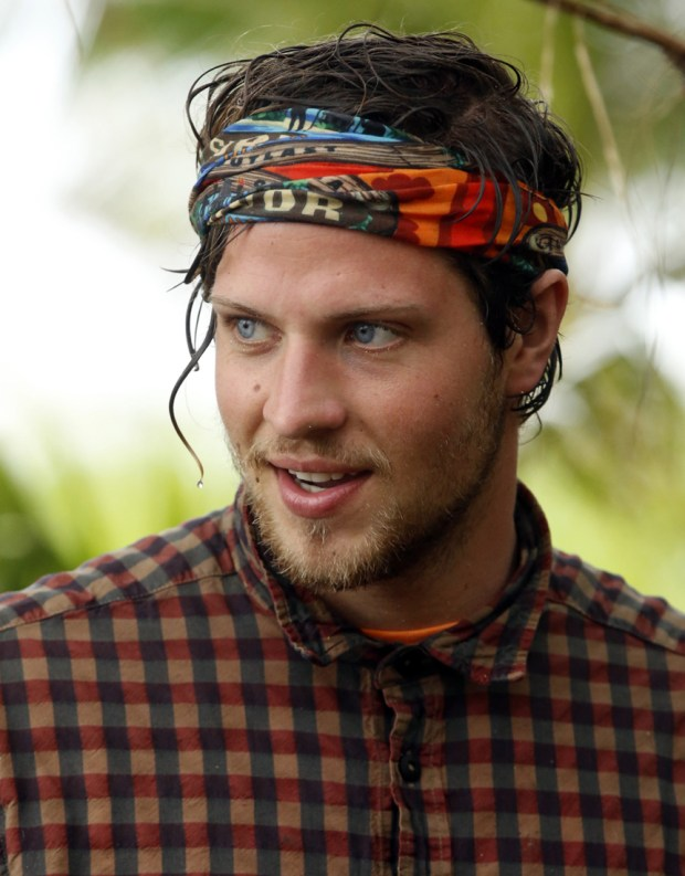 Taylor Stocker on SURVIVOR: Millennials vs. Gen. X, when the Emmy Award-winning series returns for its 33rd season with a special 90-minute premiere, Wednesday, Sept. 21 (8:00-9:30 PM, ET/PT) on the CBS Television Network. Photo: Monty Brinton/CBS Entertainment Ì?å©2016 CBS Broadcasting, Inc. All Rights Reserved.