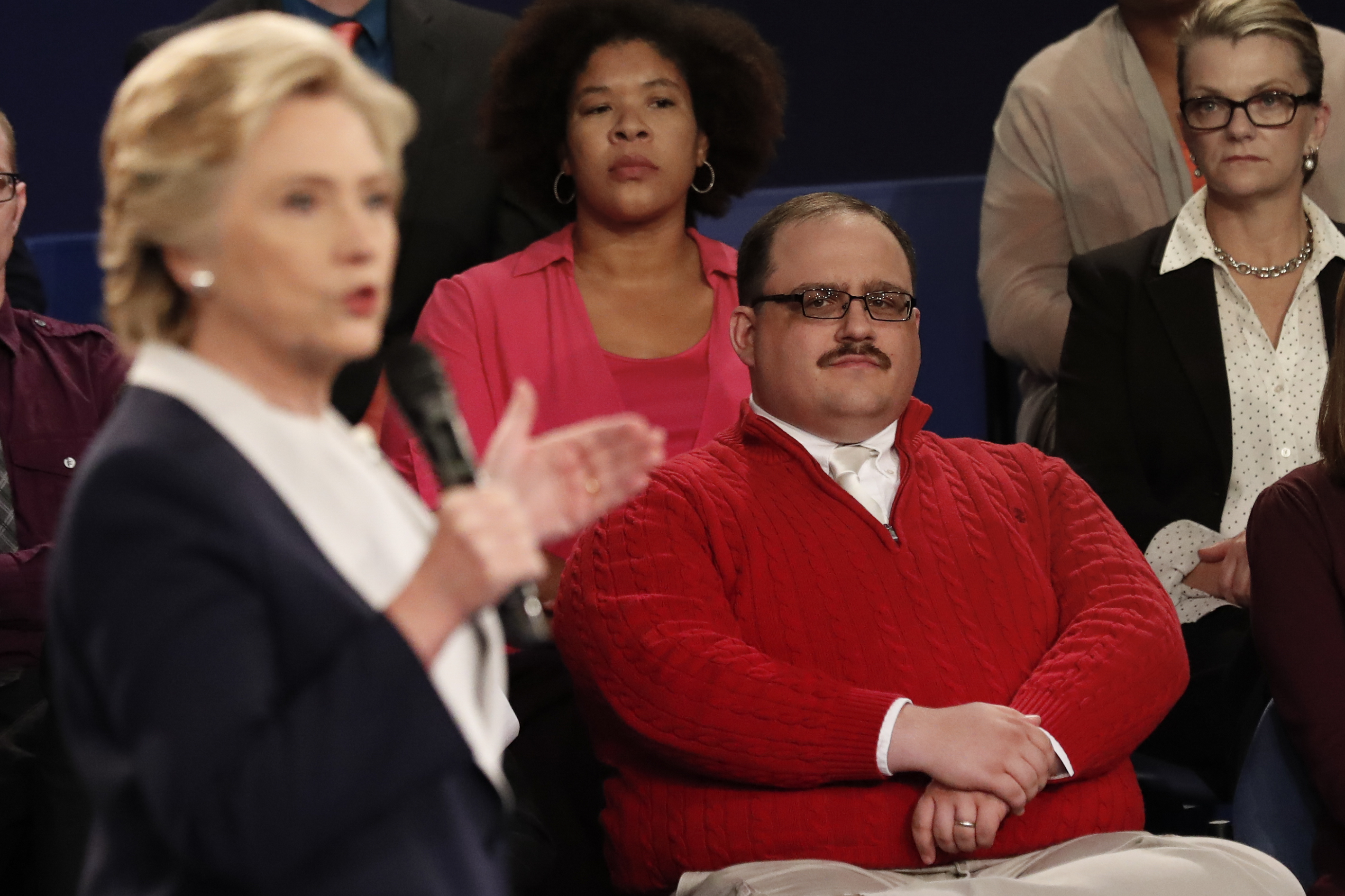 Ken Bone has history of making shady comments online