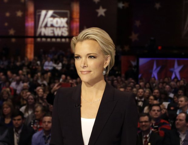 Megyn Kelly, January 2016. (AP Photo/Chris Carlson, File)