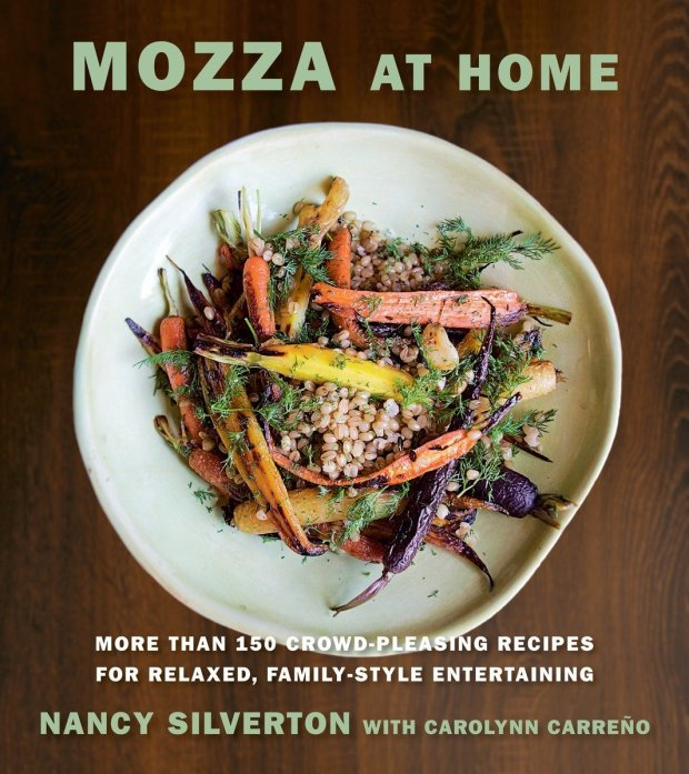 """Mozza at Home"" by Nancy Silverton"