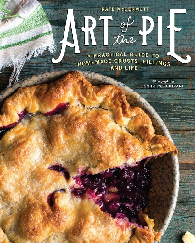 """Art of the Pie"" (Countryman Press, 2016)"