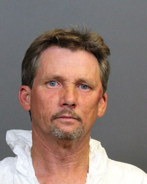 Thomas Michael Wilhelm, 52, who is accused of shooting his girlfriend, 45-year-old Christine Marie Murray, in 2012 after their relationship and business partnership soured. (COURTESY OF THE COSTA MESA POLICE DEPARTMENT)