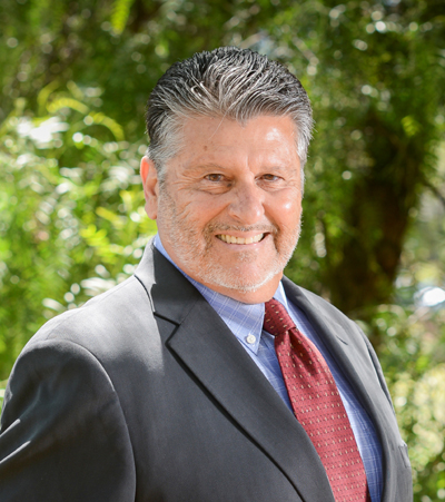 John Varela, former Morgan Hill mayor and member of the Santa Clara Valley Water District board of directors, in 2016.