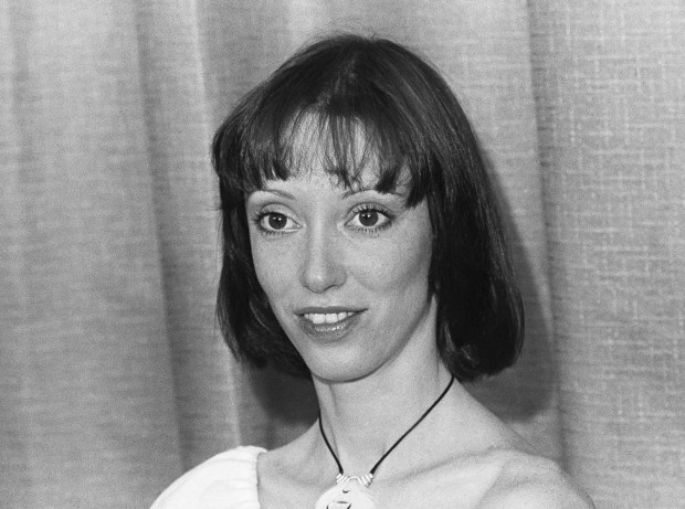 "FILE - In this May 23, 1977, file photo, actress Shelley Duvall is seen in Cannes, France. Duvall has revealed her struggles with mental illness in an interview set to air on the ""Dr. Phil"" show Friday, Nov. 18, 2016. (AP Photo/Jean Jacques Levy, File)"