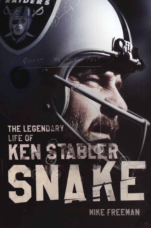 Snake: The Legendary Life of Ken Stabler is a book written by Mike Freeman that will be released on Nov. 15.