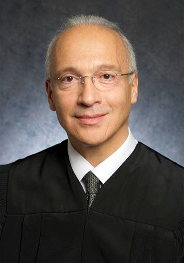 Judge Gonzalo Curiel. (U.S. District Court via AP)
