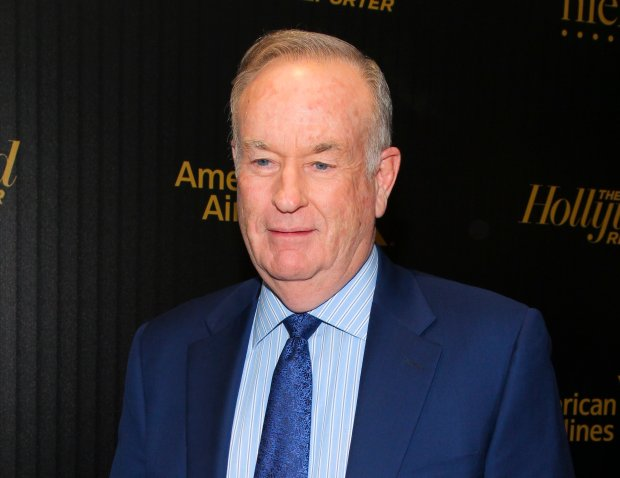 Bill O'Reilly. (Photo by Andy Kropa/Invision/AP, File)