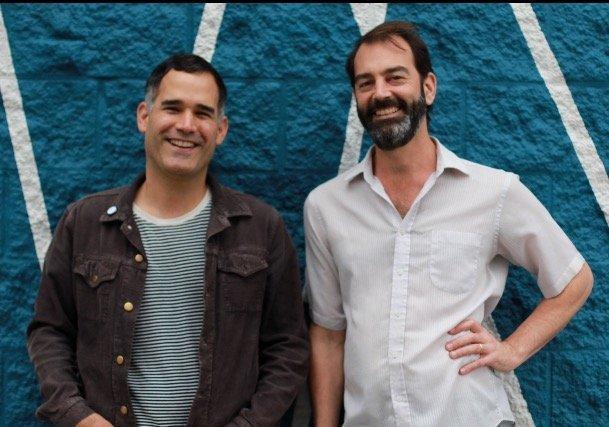 "Daniel Schmidt and Jonathan ""Max"" Davis are Oakland Yard's co-proprietors.Photo credit: Courtesy of Oakland Yard"
