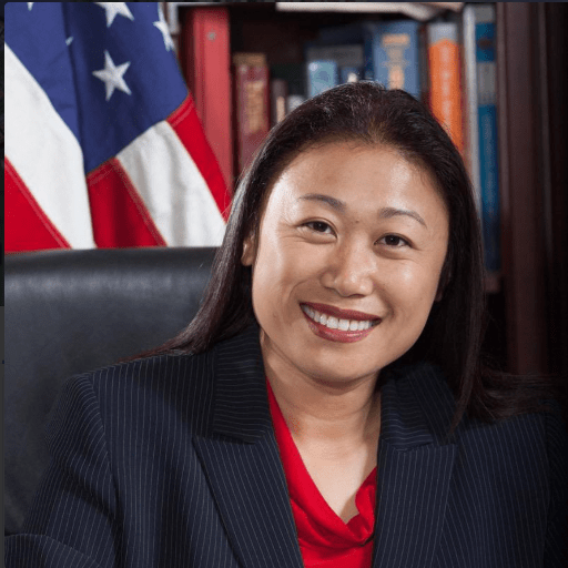 State Sen. Janet Nguyen, R-Fountain Valley, may be a model for the state's struggling Republican candidates. She easily won her seat in 2014 despite Democrats having a the advantage in voter registration. (Photo courtesy of Janet Nguyen)