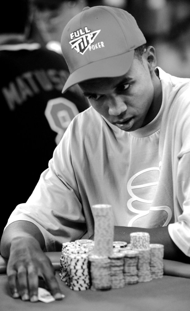 Phil Ivey during the 2005 World Series of Poker at the Rio Hotel and Casino in Las Vegas. (AP Photo/Joe Cavaretta)