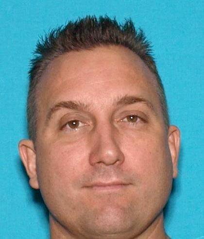 Courtesy Morgan Hill Police Department — Mark Weber, 47, of Morgan Hill is wanted in connection with an assault upon another man which occurred on Dec. 9, 2016. Morgan Hill Police investigators say Weber assaulted another man with a baseball bat, inflicting life-threatening injuries. Weber is at large and being sought by the Morgan Hill Police Department.