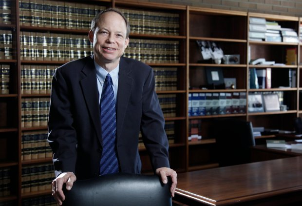 Judge Aaron Persky, photographed June 27, 2011. (Jason Doiy/The Recorder)