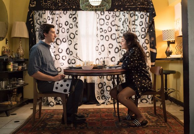 Adam Driver plays Paterson and Golshifteh Farahani plays Laura in 'Paterson.' (Amazon Studios/Bleecker Street)