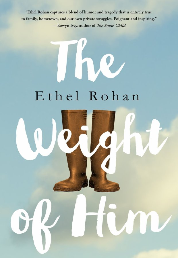 The Weight of Him by Ethel rohan-- *Sue Gilmore* Features copy editor | Editorial sgilmore@bayareanewsgroup.com 925-977-8482 Direct @SueGilmore2 bayareanewsgroup.com *Over 5 million engaged readers weekly*