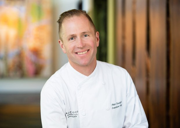 Peter Rudolph, from Menlo Park's Michelin-starred Madera at Rosewood SandHill, will be doing a culinary demonstration on smoked trout and rillettes during this year's Taste of Yosemite culinary festivities. (Photo: Madera)