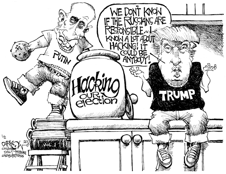 John Darkow / Columbia Daily Tribune