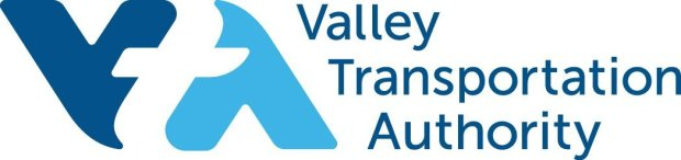 The Valley Transportation Authority's new logo.