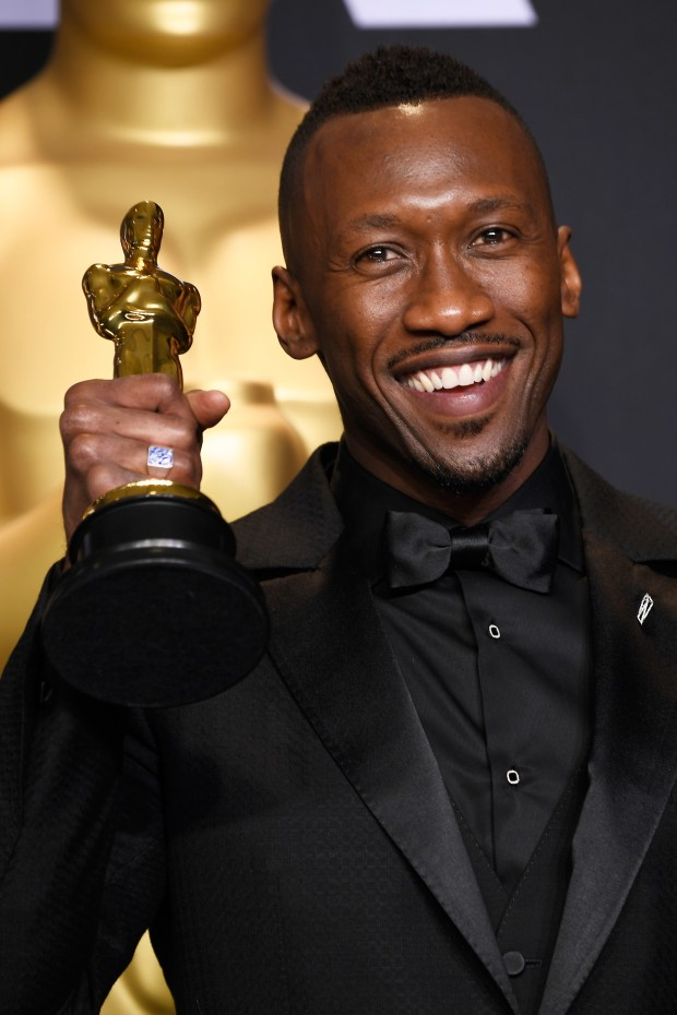 Mahershala Ali's post-Oscar resume: 'Green Book,' 'True Detective'