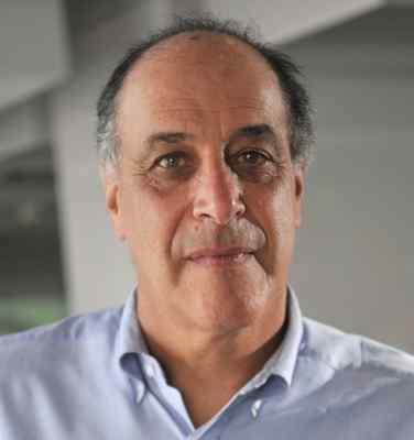Carl Bass of Autodesk. (IJ photo/Frankie Frost) 2012