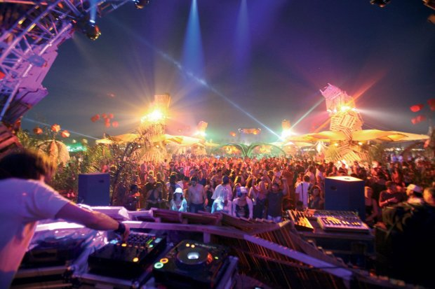 COACHELLA: The renowned Coachella music festival is held at the pologrounds in Indio each spring. (VisitPalmSprings.com)