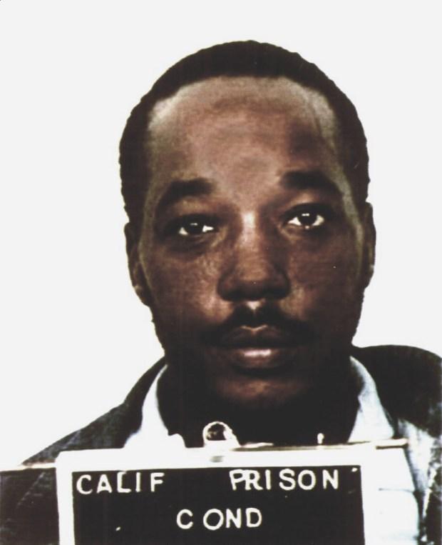 California death row inmate Stevie Lamar Fields in an undated photograph