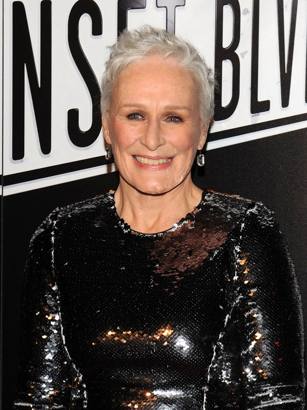 NEW YORK, NY - FEBRUARY 09: Actress Glenn Close attends the after party for Andrew Lloyd Webber's SUNSET BOULEVARD Opens On Broadway Starring Glenn Close on February 9, 2017 in New York City. (Photo by Brad Barket/Getty Images for Sunset Boulevard)