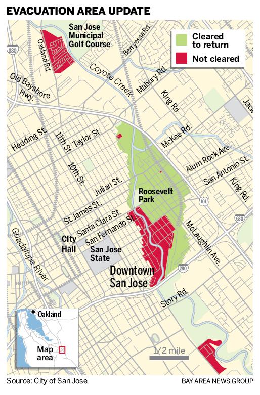 San Jose mayor Clear failure led to record flooding