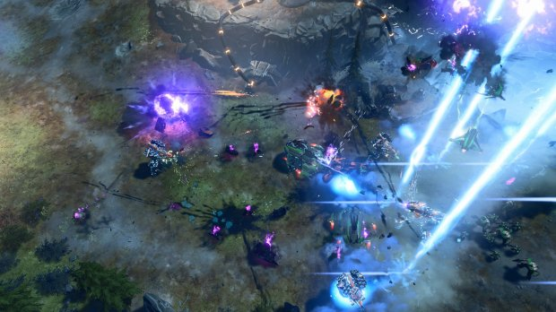 "Creative Assembly tweaked the formula up in ""Halo Wars 2"" and made it even more accessible. (Microsoft)"
