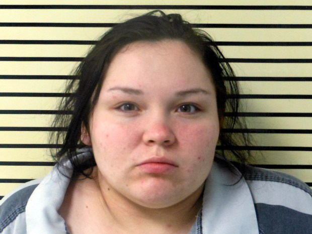 Elizabeth Marie Rodriguez, of Oolagah, Okla. (Wagoner County Sheriff's Office via AP)