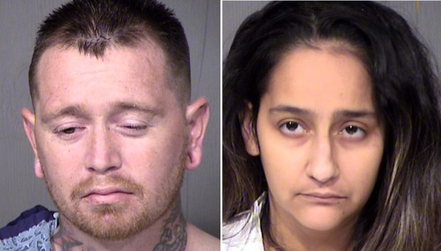 Kansas Lavarnia; Wendy Lavarnia. (Maricopa County Sheriff via AP)