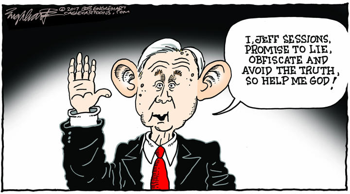 Image result for cartoons about sessions