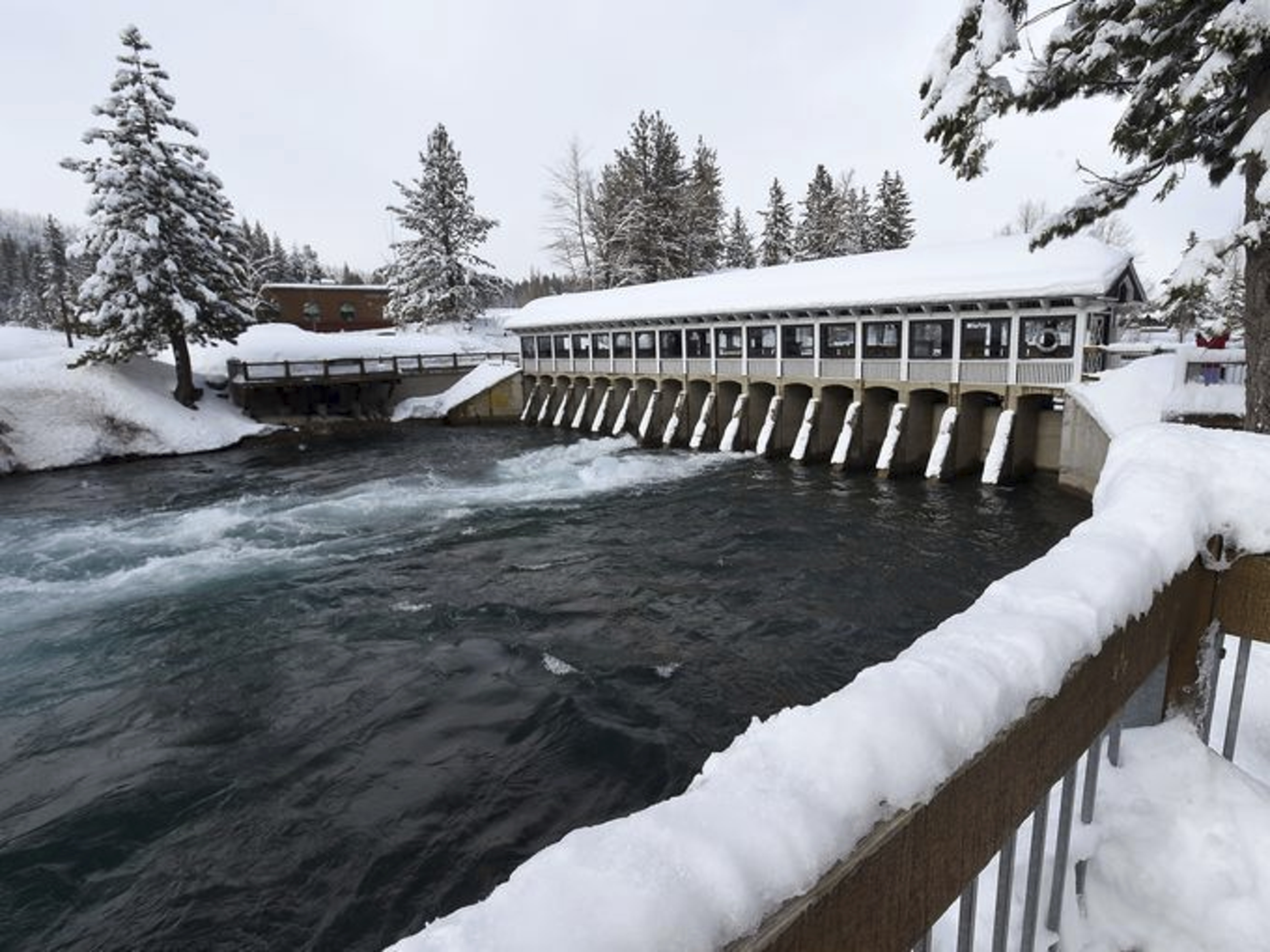 Sierra Snowpack, Well Above Normal, Raises Flooding Concerns