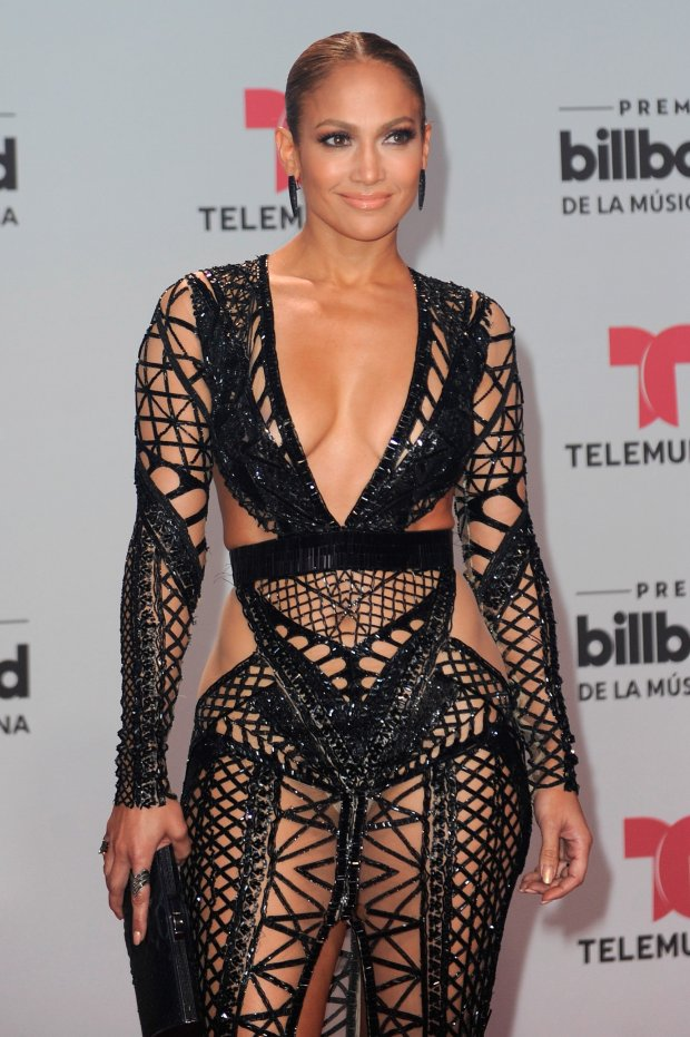 MIAMI, FL - APRIL 27: Jennifer Lopez attends the Billboard Latin MusicAwards at Watsco Center on April 27, 2017 in Miami, Florida. (Photo by Jason Koerner/Getty Images for Billboard)