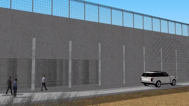 Trump Border Wall Bids Due Today