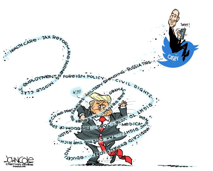John Cole / Scranton Times Tribune