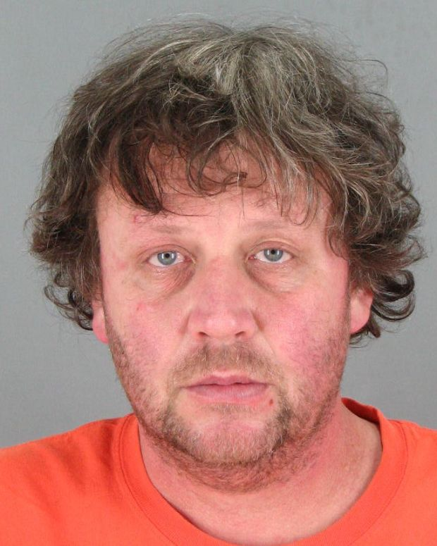 David Stubblefield, 50, of San Bruno, was arrested April 6, 2017 on suspicion of murder in connection with a dismembered body found in the back yard of his home.