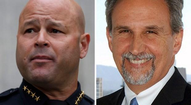 Eddie Garcia, Norberto Duenas. (Bay Area News Group)
