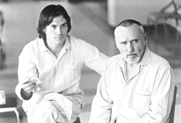 "Billy Crudup and Dennis Hopper in the movie ""Jesus' Son."" (Lions Gate Films)"