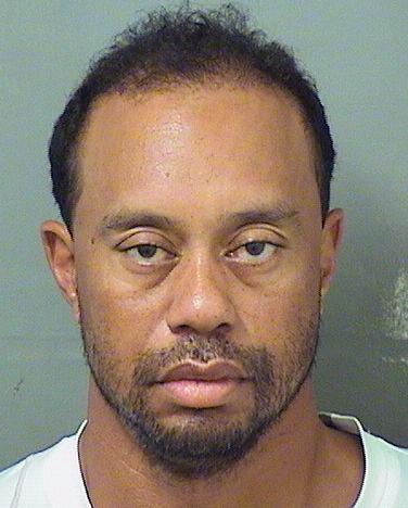 佛罗里达警方称,老虎伍兹因酒驾被捕